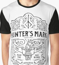 Hunter's Mark Whiskey - Bloodborne Graphic T-Shirt