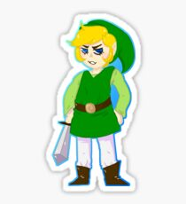 Link ( Legend of Zelda ) Sticker