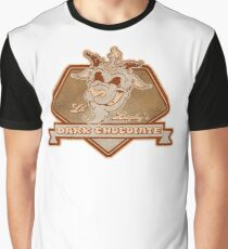 LIL BAPHY'S DARK CHOCOLATE Graphic T-Shirt