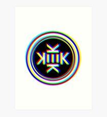 KEK logo Art Print