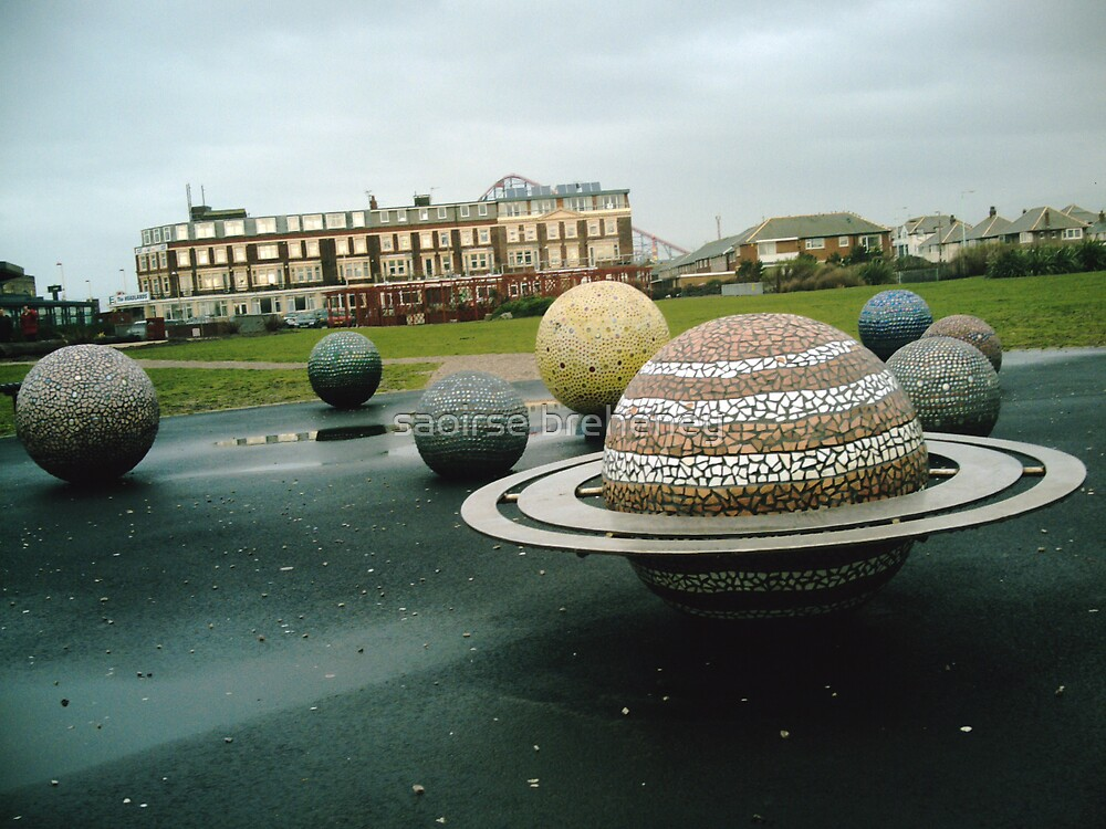 The planets. by saoirse breheney