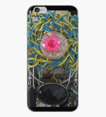 Bubble Gum Candy - Abstract Form & Photo by REKHA iPhone Case