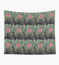 Bubble Gum Candy - Abstract Form & Photo by REKHA Wall Tapestry