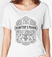 Hunter's Mark Whiskey - Bloodborne Women's Relaxed Fit T-Shirt