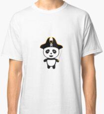 Panda Pirate Captain R5pfg Classic T-Shirt