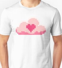 Pink Cloud Unisex T-Shirt