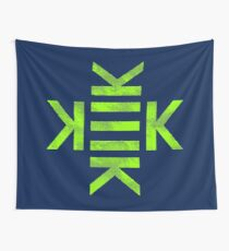 KEK -weathered- Wall Tapestry