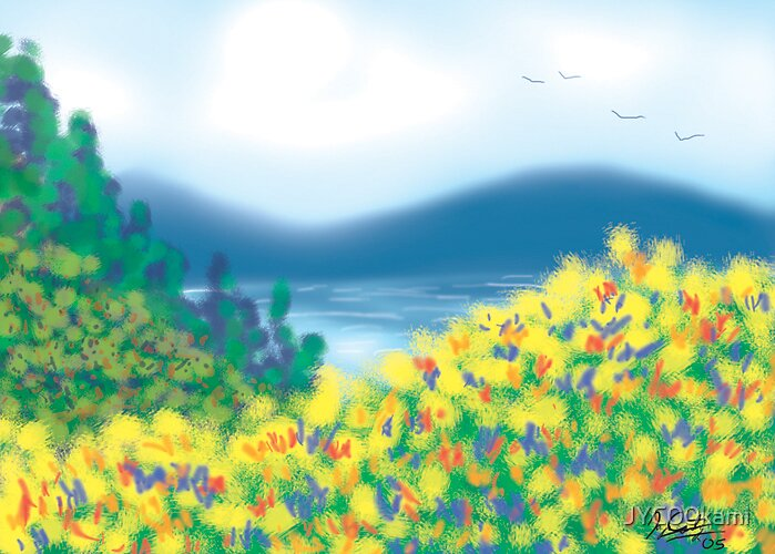Landscape One by JYC00kami