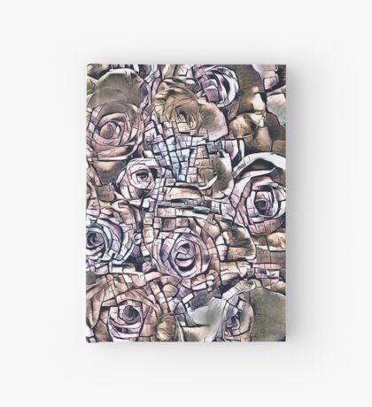 Roses Hardcover Journal