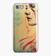 Warrior Red iPhone Case/Skin