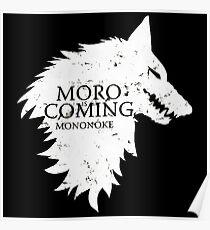moro coming Poster