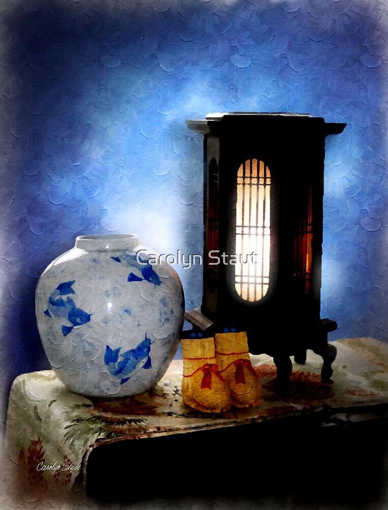 Warm Welcom by Carolyn Staut
