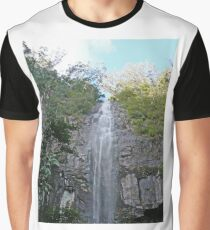 Protester Falls, Nightcap National Park Graphic T-Shirt