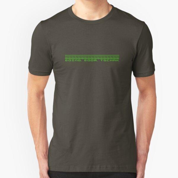 Boing Boom Tschak Slim Fit T-Shirt