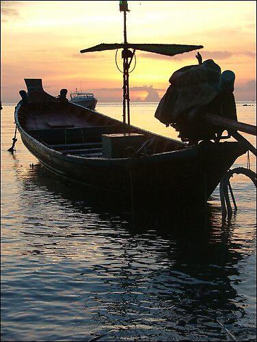Long Boat by SoftParade