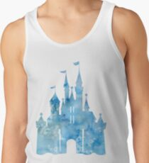Blue Wishes Tank Top