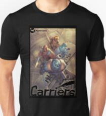 Carriers by Jeff Johnson Unisex T-Shirt