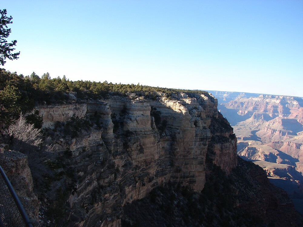 A Bit of the Canyon by alamhot