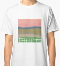 Landscape modern art,  Classic T-Shirt