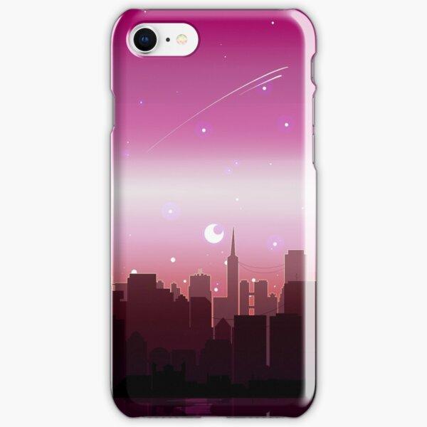 Lesbian Pride Cityscape iPhone Snap Case