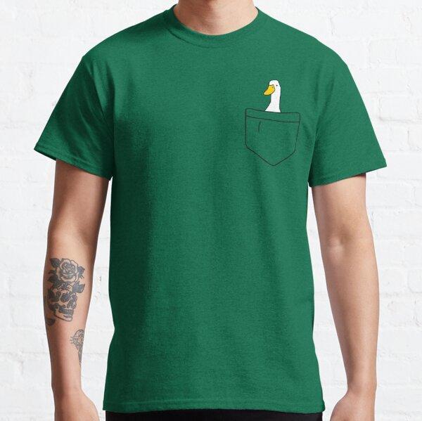 Pocket Duck Classic T-Shirt