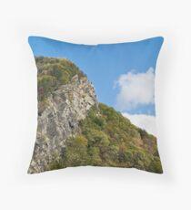 Mountainside Throw Pillow