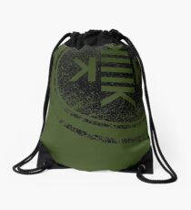 KEK Army Drawstring Bag