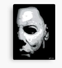 Michael Myers Canvas Print
