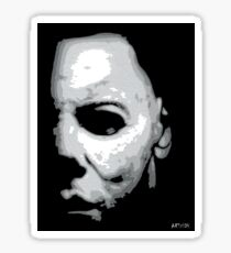 Michael Myers Sticker