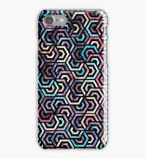 Seamless Colorful Geometric Pattern XV iPhone Case/Skin