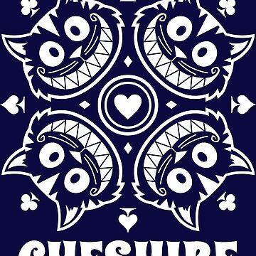 Cheshire Burst - Dark by CheshireGoMad