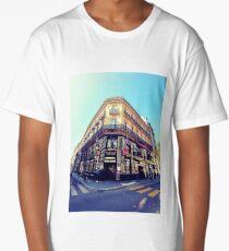 Building Long T-Shirt