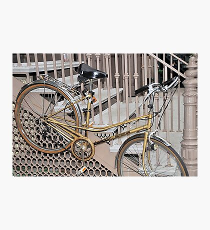 All About That Bike Photographic Print