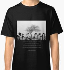 In the Midst of the Crowd Classic T-Shirt