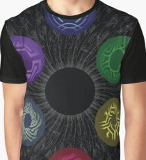 Skies of Arcadia - Moons  Graphic T-Shirt