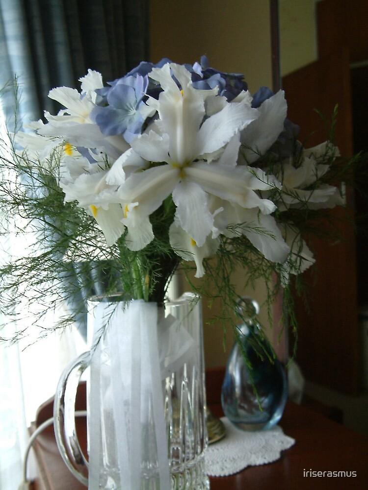 Bouquet of Flowers by iriserasmus