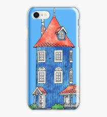 Moomin House iPhone Case/Skin
