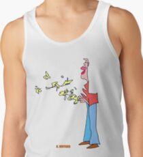 Bird Man Tank Top