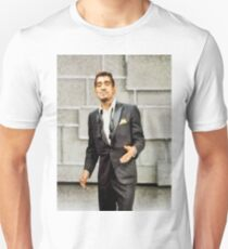 Sammy Davis Jr., Hollywood Legend by John Springfield Unisex T-Shirt