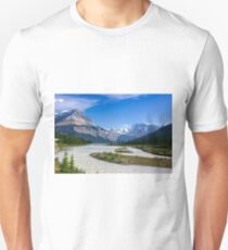 Athabasca River, Icefields Parkway T-Shirt