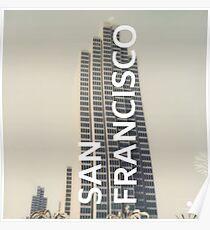 San Francisco (San Francisco) Poster
