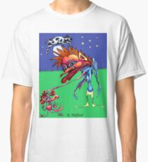 The Cow Jumped Over the Moon Classic T-Shirt