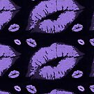 4 purple Lips by TeAnne