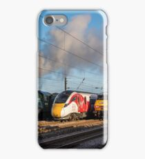 4 Trains iPhone Case/Skin