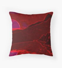 Beginings Throw Pillow