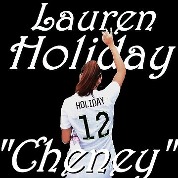 Lauren Holiday by Ecila