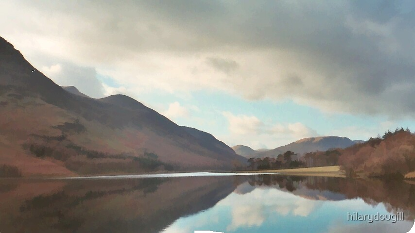 The Lake District by hilarydougill