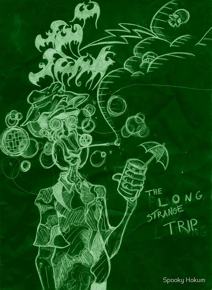 The Long Strange Trip by Conrad Stryker