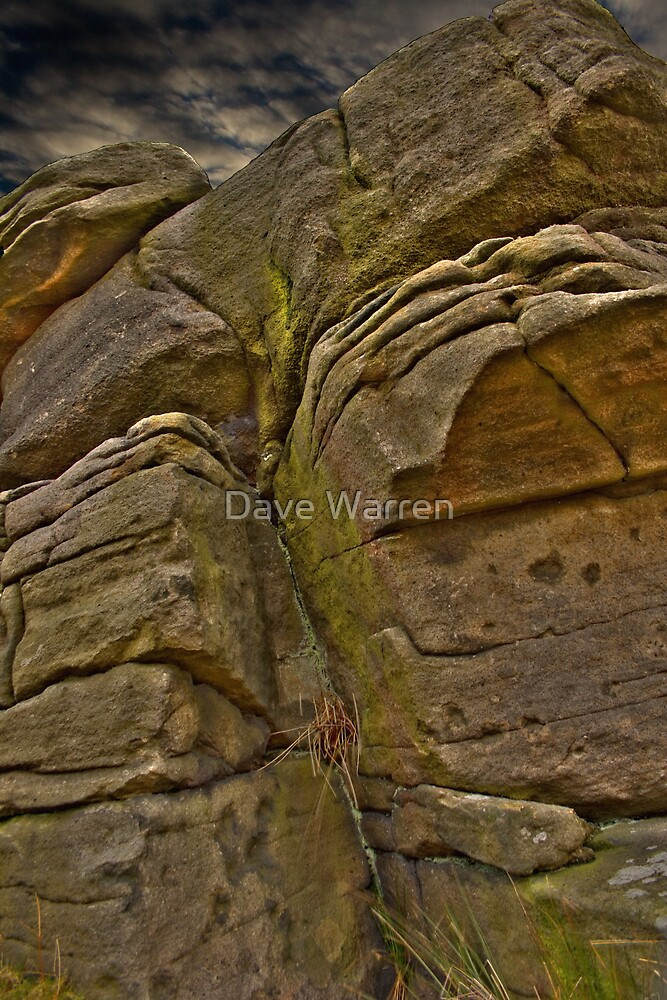 I Am A Rock by Dave Warren