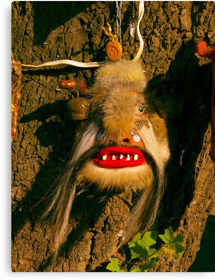 Kuker's Mask by DavidGlez